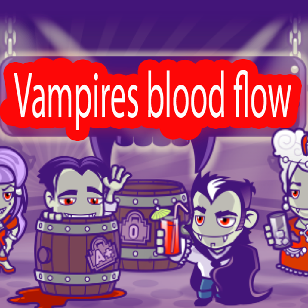 Vampires blood flow